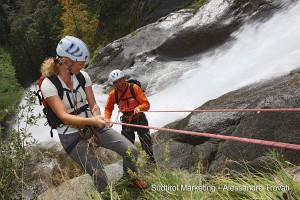 Kletterspaß in Südtirol