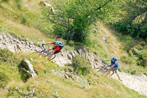 Mountainbike Urlaub in Südtirol